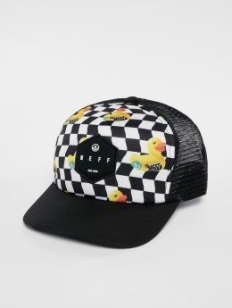 NEFF Casquette Trucker mesh Hot Tub noir