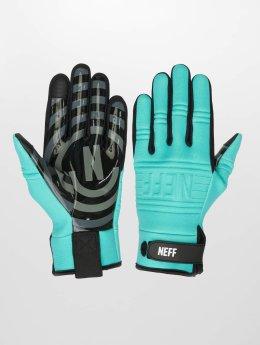 NEFF Gants Daily  turquoise