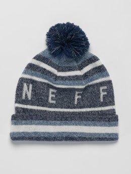 NEFF gorro de punto Nightly Tailgate azul
