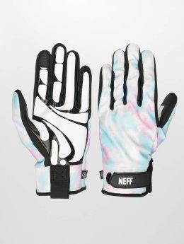 NEFF Handschuhe Chameleon  rosa