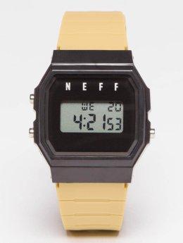 NEFF horloge Flava XL Surf beige
