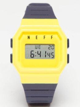 NEFF horloge Flava blauw