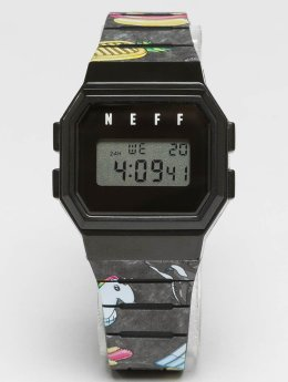 NEFF horloge Flava Wild bont