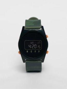 NEFF horloge Daily Digital  camouflage