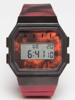 NEFF horloge Flava Wild rood