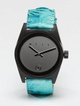 NEFF horloge Daily Woven turquois