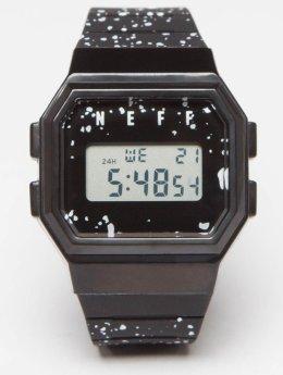 NEFF horloge Flava zwart