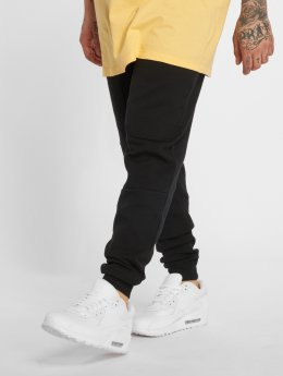 NEFF Jogging kalhoty Fatigue Swetz čern