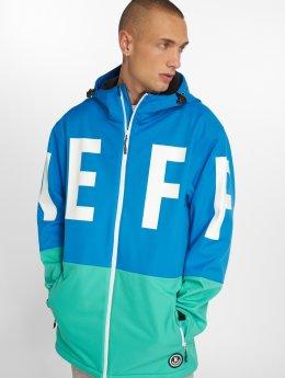 NEFF Lightweight Jacket Daily Softshell blue