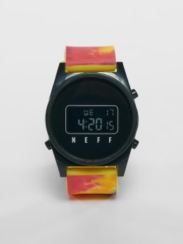 NEFF Montre Daily Digital multicolore
