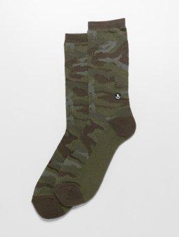 NEFF Ponožky Daily Jacquard kamufláž