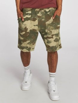 NEFF shorts Bunker camouflage