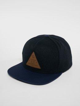 NEFF Snapback Caps Melton niebieski
