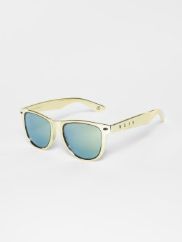 NEFF Sunglasses Daily gold colored