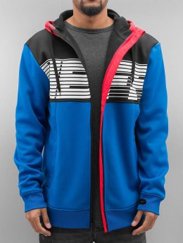 NEFF Sweatvest Flint Shredder  blauw