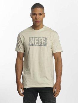 NEFF T-paidat New World beige