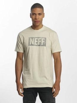 NEFF t-shirt New World beige