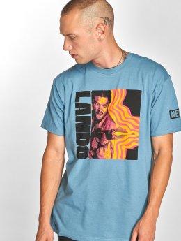 NEFF T-Shirt Lando blau