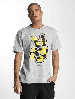 NEFF T-Shirt Paz grau