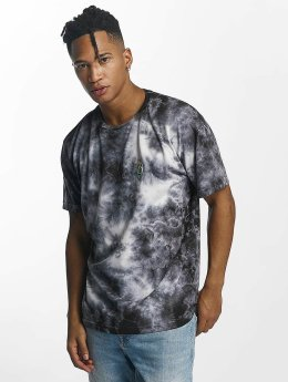 NEFF T-Shirt Metal Washed grau
