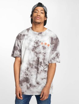 NEFF T-Shirt Steam Bath Wash gris