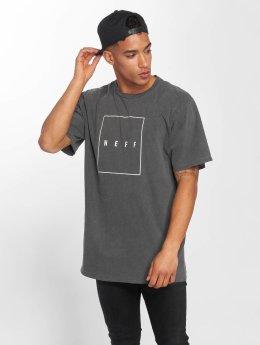 NEFF T-Shirt Quad Pigment gris