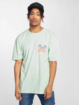 NEFF t-shirt Go Away Wash groen