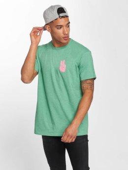 NEFF t-shirt Lock It Up groen
