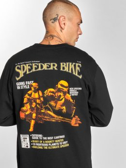 NEFF T-Shirt manches longues Speeder Bike brun