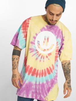 NEFF T-Shirt Smiley multicolore