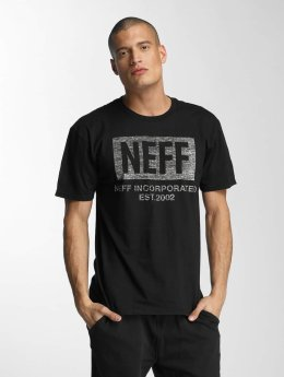 NEFF T-Shirt New World Push noir