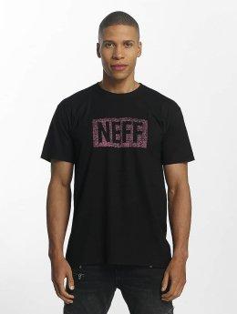 NEFF T-Shirt New World noir
