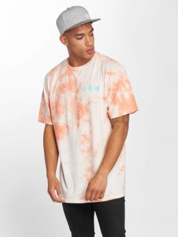 NEFF T-Shirt Steam Bath Wash orange