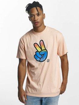 NEFF T-Shirt Peeace rosa