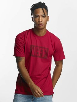 NEFF T-Shirt New World rouge