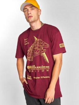 NEFF T-Shirt 12 Parsecs rouge