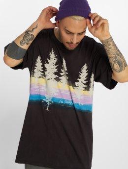 NEFF T-Shirt Lost Wash schwarz