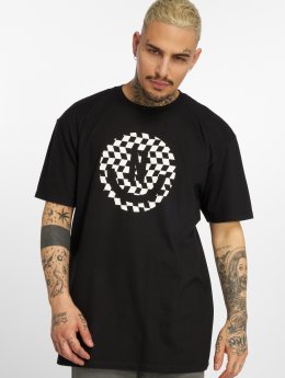 NEFF T-Shirt Smiley schwarz