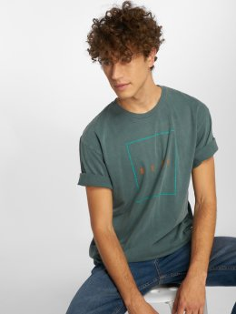 NEFF T-Shirt Quad Pigment vert