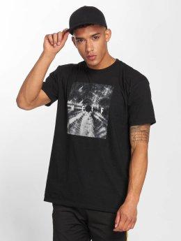 NEFF t-shirt Quad zwart