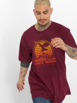 NEFF T-skjorter Get High red