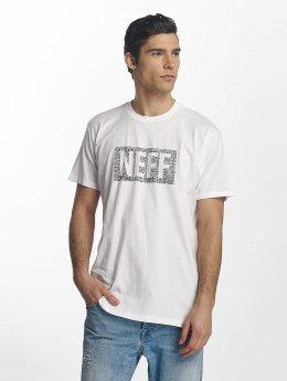 NEFF Tričká New World biela