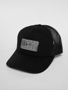 NEFF Trucker Caps Shield czarny