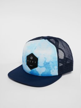 NEFF Trucker Caps Hot Tub modrý