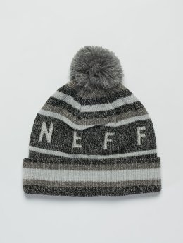 NEFF Wintermütze Nightly Tailgate noir