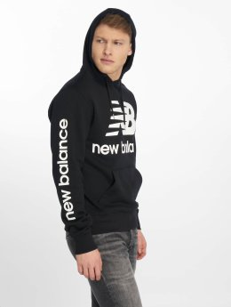 New Balance Hoodie MT83586 black