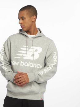 New Balance Hoody MT83586 grau