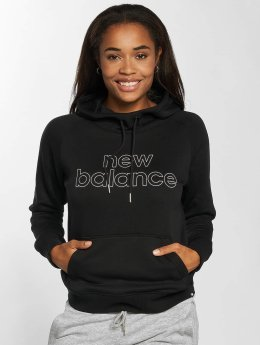 New Balance Hoody Essentials schwarz