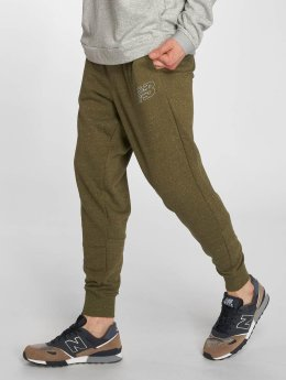 New Balance joggingbroek MP81508 olijfgroen