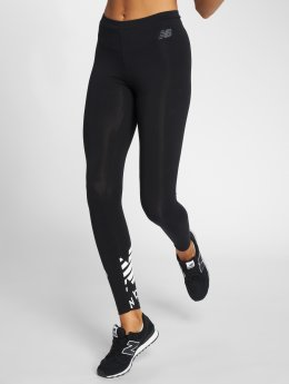 New Balance Legging WP83554 zwart